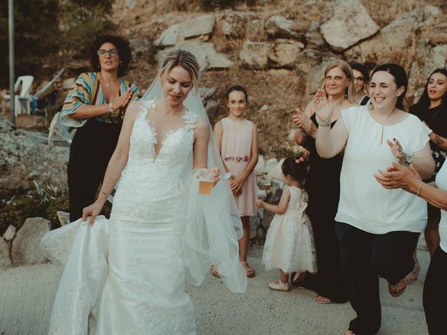Il matrimonio di Davide e Sarah a Atzara, Nuoro 215