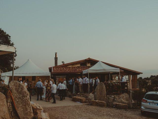 Il matrimonio di Davide e Sarah a Atzara, Nuoro 217