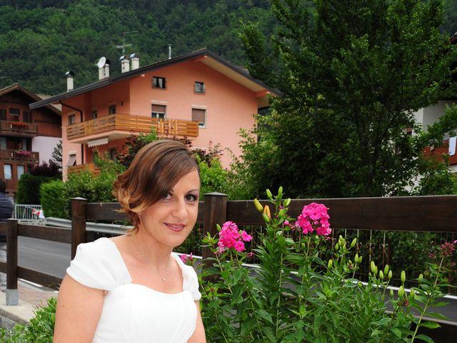 Il matrimonio di Ivana e Roberto a Dimaro, Trento 15