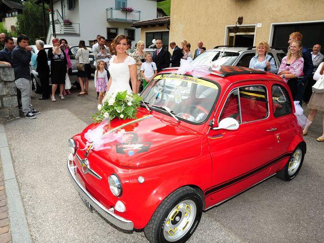 Il matrimonio di Ivana e Roberto a Dimaro, Trento 18