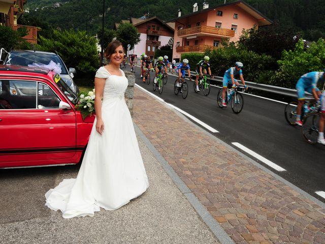Il matrimonio di Ivana e Roberto a Dimaro, Trento 20