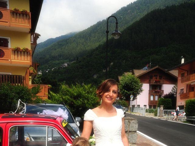 Il matrimonio di Ivana e Roberto a Dimaro, Trento 21