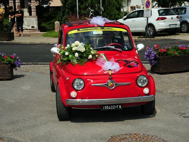 Il matrimonio di Ivana e Roberto a Dimaro, Trento 25