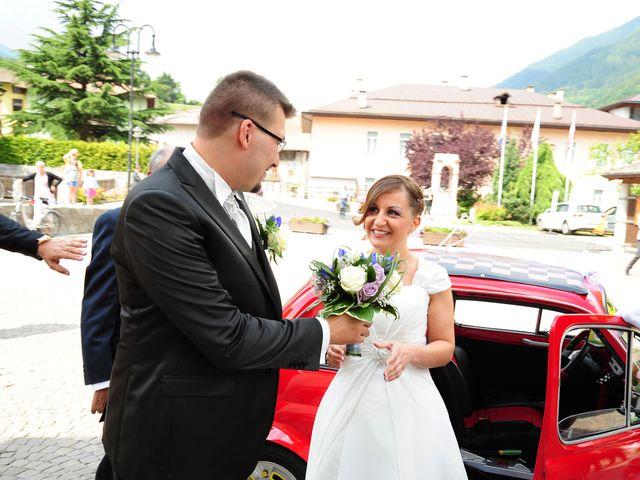 Il matrimonio di Ivana e Roberto a Dimaro, Trento 27