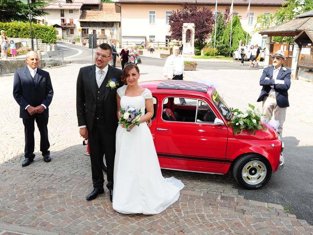 Il matrimonio di Ivana e Roberto a Dimaro, Trento 28