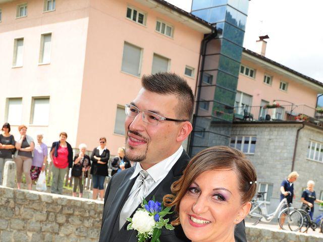Il matrimonio di Ivana e Roberto a Dimaro, Trento 29