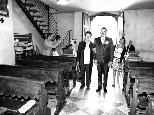 Il matrimonio di Ivana e Roberto a Dimaro, Trento 30
