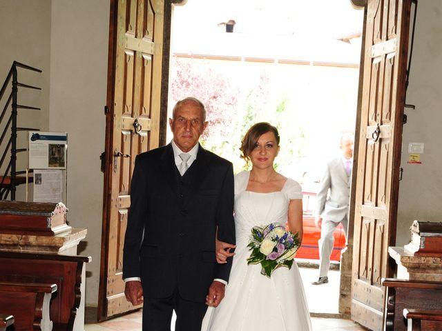 Il matrimonio di Ivana e Roberto a Dimaro, Trento 31