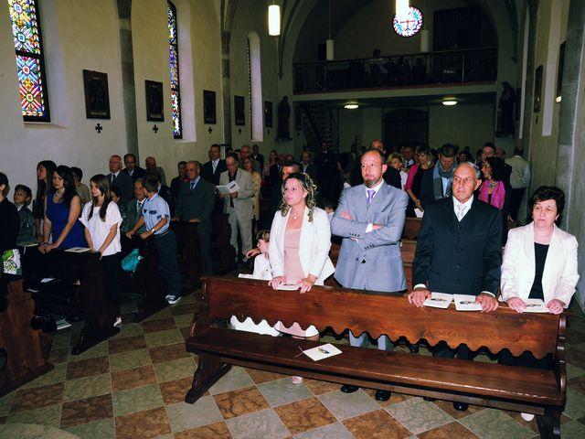Il matrimonio di Ivana e Roberto a Dimaro, Trento 32