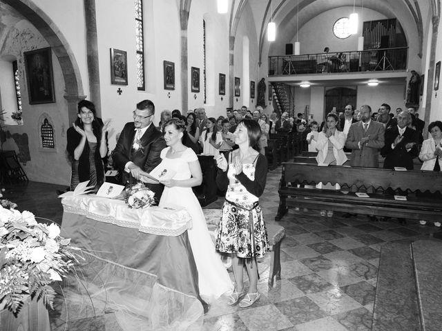 Il matrimonio di Ivana e Roberto a Dimaro, Trento 34