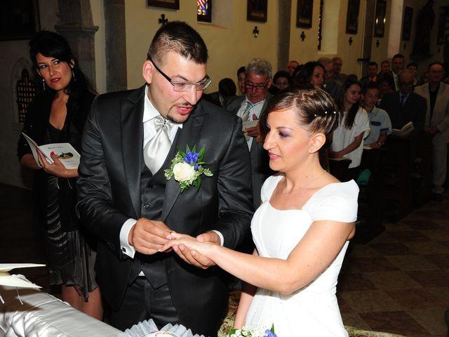 Il matrimonio di Ivana e Roberto a Dimaro, Trento 37