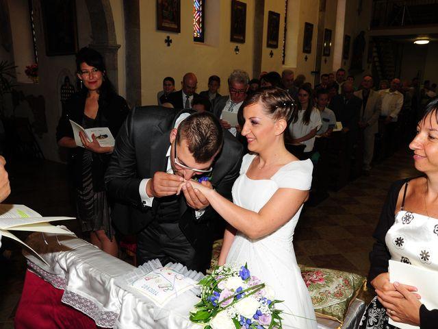 Il matrimonio di Ivana e Roberto a Dimaro, Trento 38