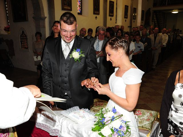 Il matrimonio di Ivana e Roberto a Dimaro, Trento 39