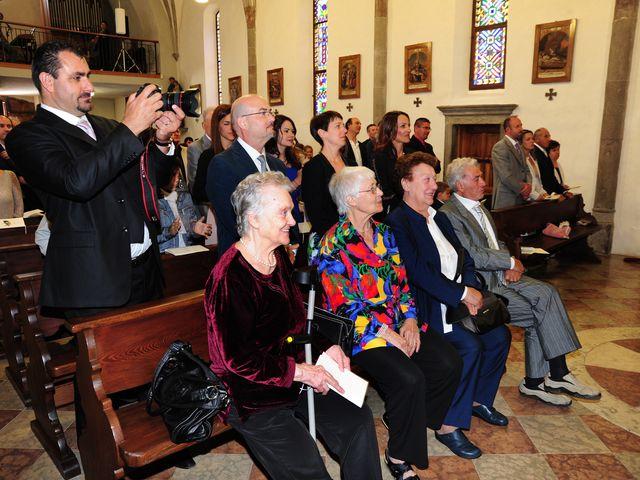 Il matrimonio di Ivana e Roberto a Dimaro, Trento 42