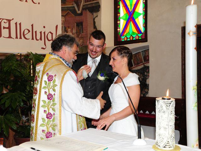 Il matrimonio di Ivana e Roberto a Dimaro, Trento 43