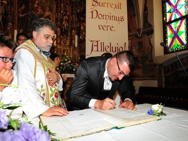 Il matrimonio di Ivana e Roberto a Dimaro, Trento 45