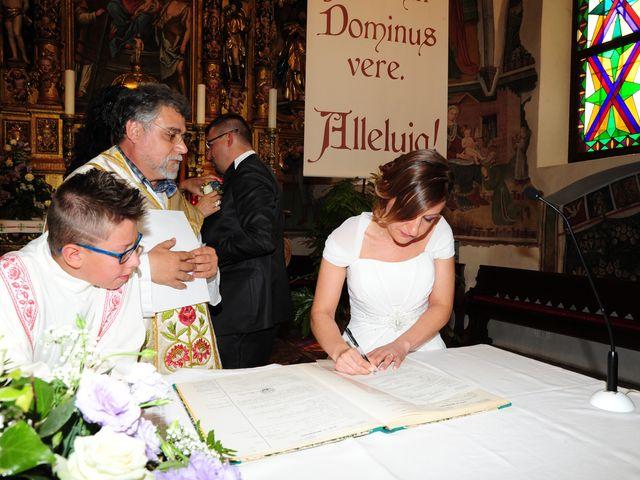 Il matrimonio di Ivana e Roberto a Dimaro, Trento 46