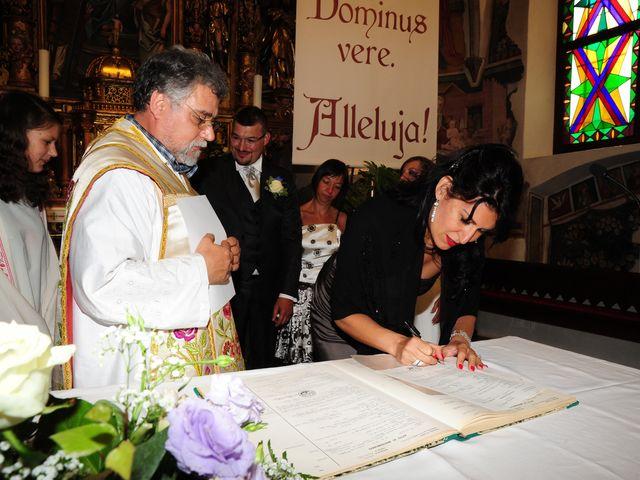 Il matrimonio di Ivana e Roberto a Dimaro, Trento 47