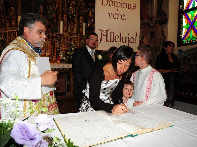 Il matrimonio di Ivana e Roberto a Dimaro, Trento 48