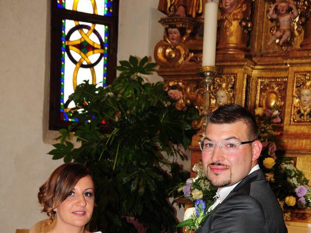 Il matrimonio di Ivana e Roberto a Dimaro, Trento 52