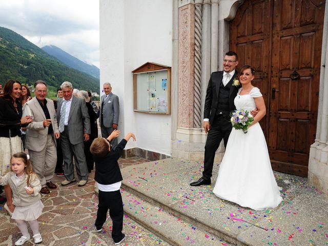 Il matrimonio di Ivana e Roberto a Dimaro, Trento 55