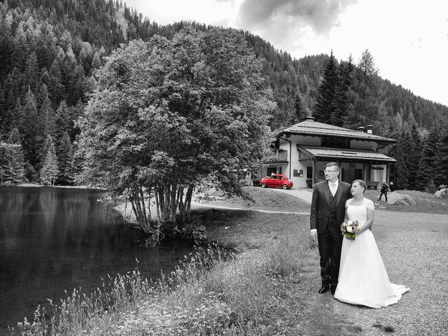 Il matrimonio di Ivana e Roberto a Dimaro, Trento 63