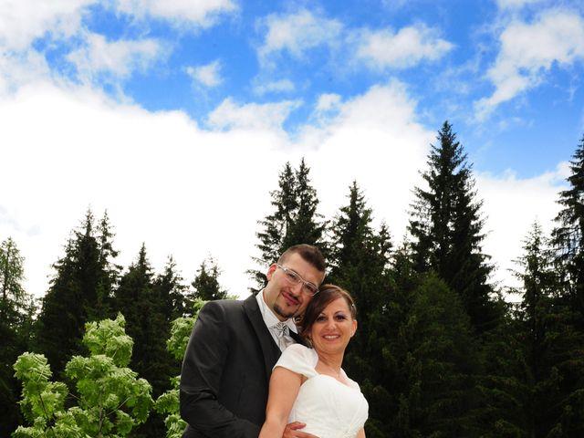 Il matrimonio di Ivana e Roberto a Dimaro, Trento 64