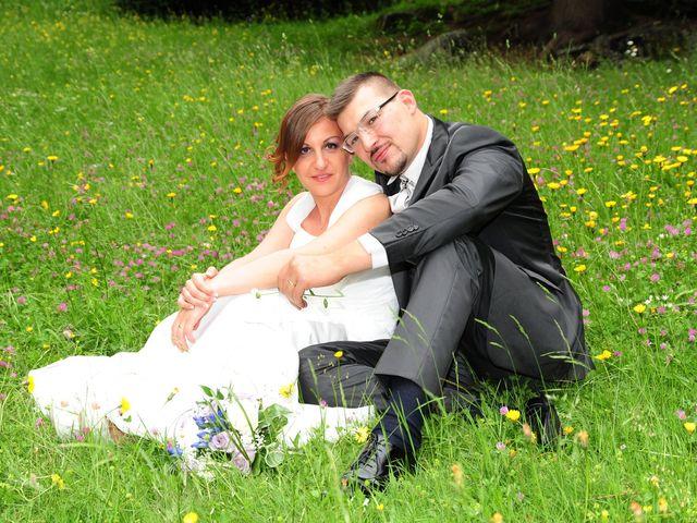 Il matrimonio di Ivana e Roberto a Dimaro, Trento 71