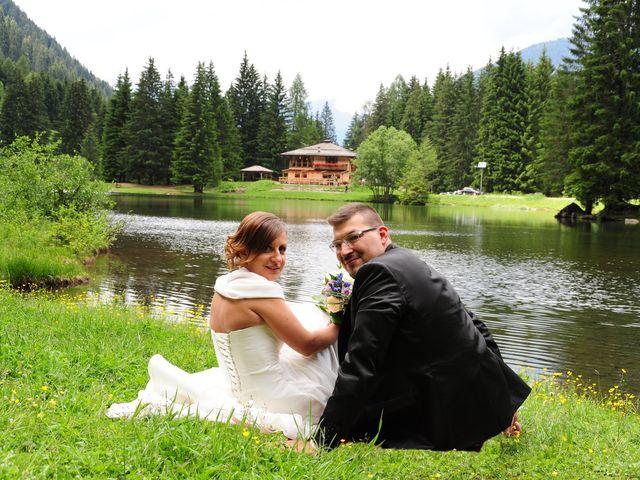Il matrimonio di Ivana e Roberto a Dimaro, Trento 78