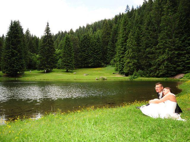 Il matrimonio di Ivana e Roberto a Dimaro, Trento 79