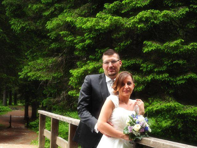 Il matrimonio di Ivana e Roberto a Dimaro, Trento 83