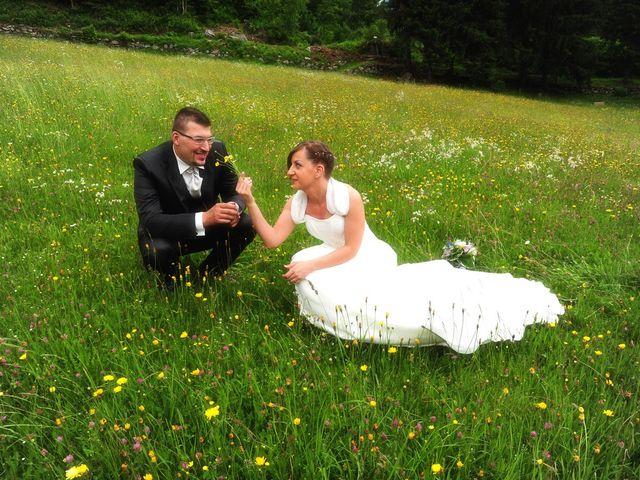 Il matrimonio di Ivana e Roberto a Dimaro, Trento 87