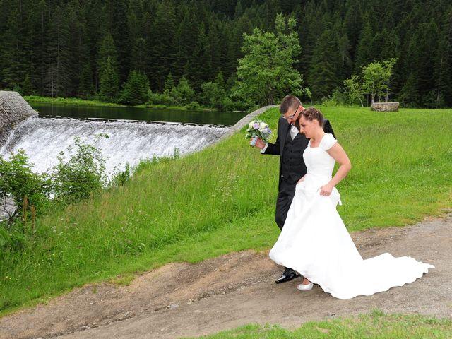 Il matrimonio di Ivana e Roberto a Dimaro, Trento 89