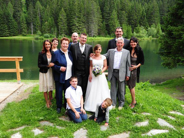 Il matrimonio di Ivana e Roberto a Dimaro, Trento 94