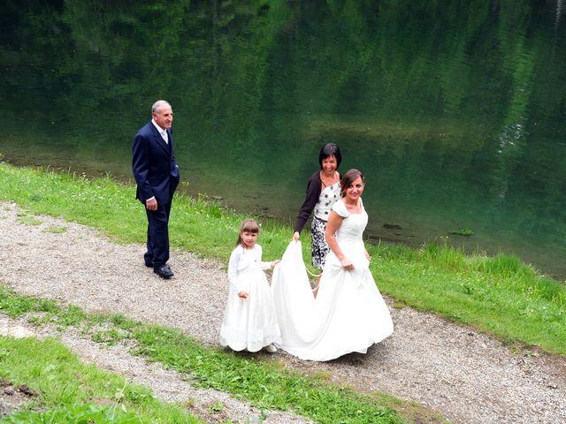 Il matrimonio di Ivana e Roberto a Dimaro, Trento 95
