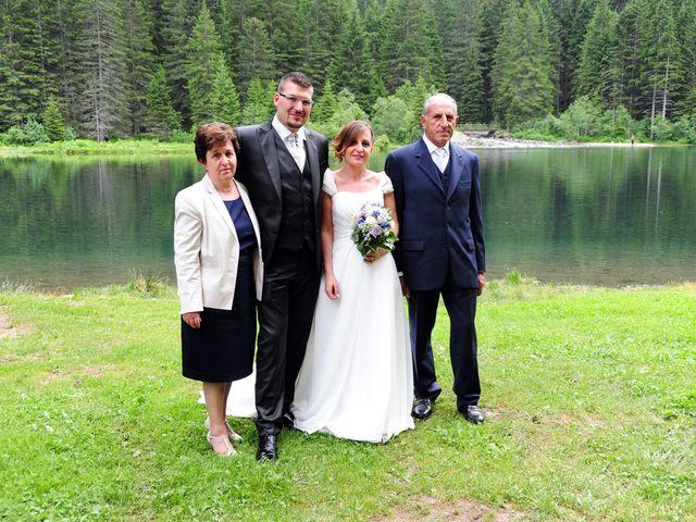 Il matrimonio di Ivana e Roberto a Dimaro, Trento 96