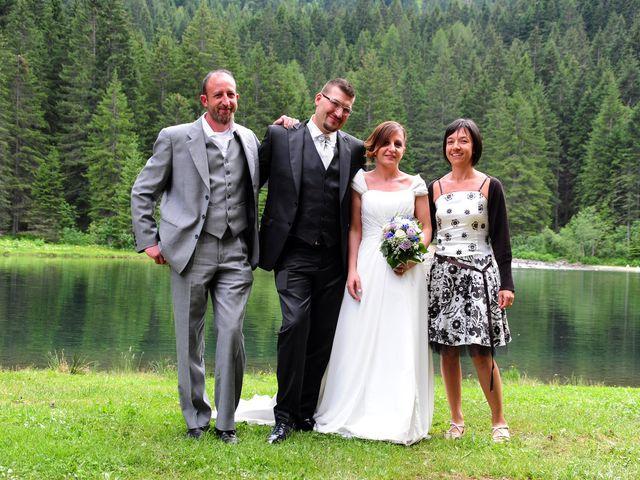 Il matrimonio di Ivana e Roberto a Dimaro, Trento 97
