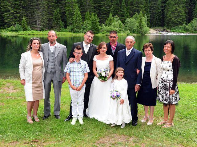 Il matrimonio di Ivana e Roberto a Dimaro, Trento 98