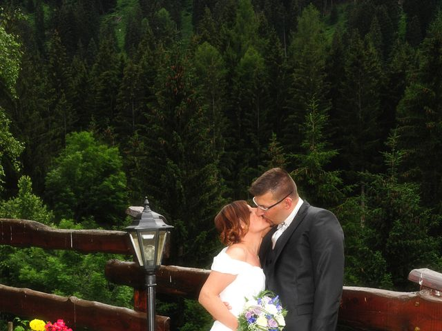 Il matrimonio di Ivana e Roberto a Dimaro, Trento 108