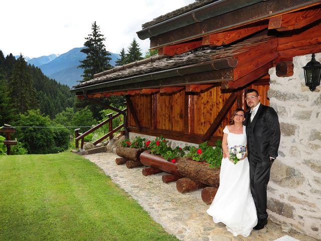 Il matrimonio di Ivana e Roberto a Dimaro, Trento 111