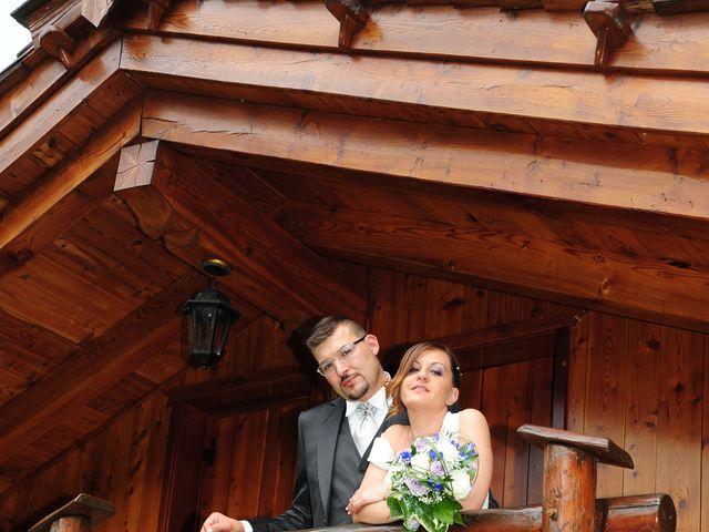 Il matrimonio di Ivana e Roberto a Dimaro, Trento 114