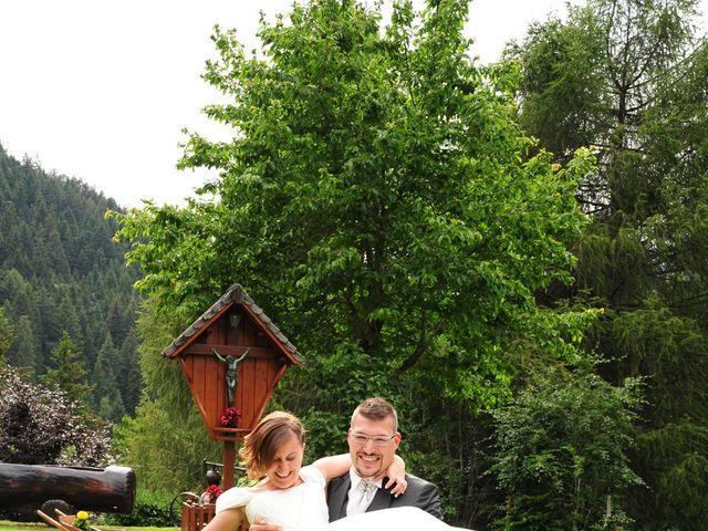 Il matrimonio di Ivana e Roberto a Dimaro, Trento 123