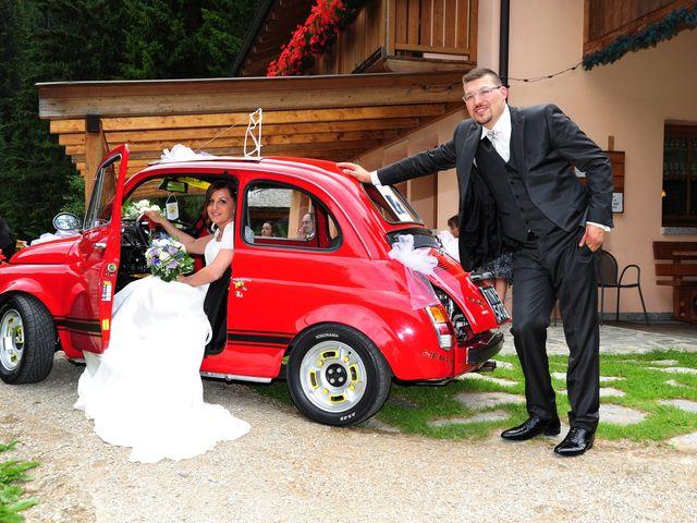 Il matrimonio di Ivana e Roberto a Dimaro, Trento 124
