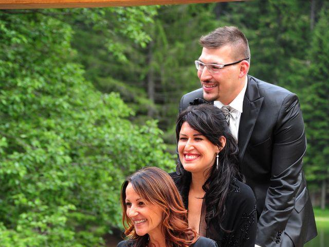 Il matrimonio di Ivana e Roberto a Dimaro, Trento 125