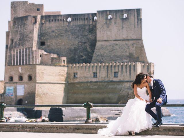 le nozze di Maria Laura e Vincenzo