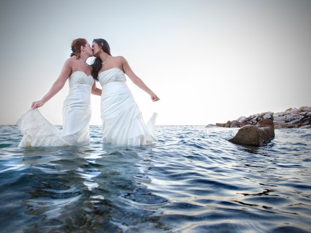 Le nozze di Valentina e Mali