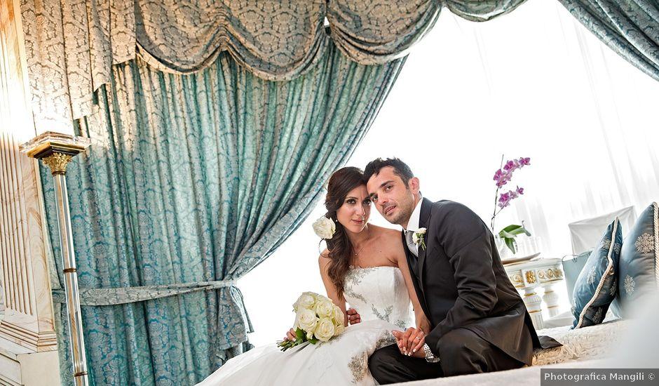 Il matrimonio di Luca e Monica a Magnago, Milano