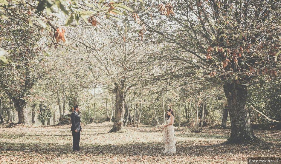 Il matrimonio di Dallas e Stefanie a Viterbo, Viterbo