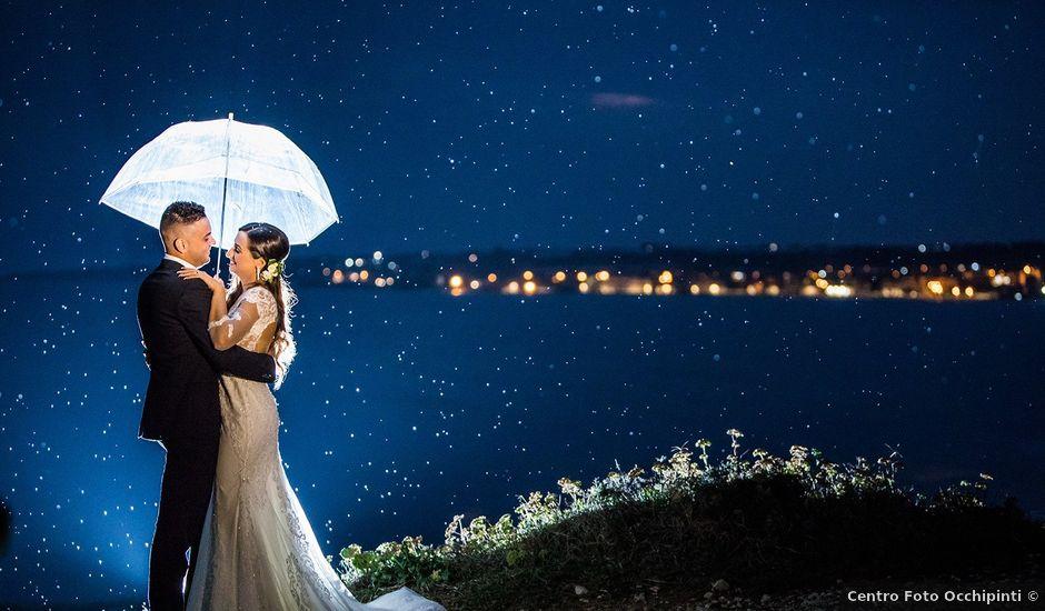 Il matrimonio di Vincenzo e Morena a Ragusa, Ragusa