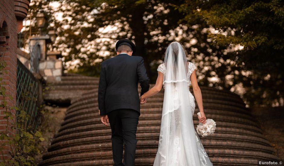 Il matrimonio di Roberto e Jessica a Vercelli, Vercelli